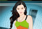Kim Kardashian Dress Up Game