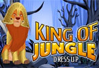 King of Jungle Dressup