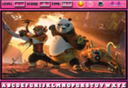 Kung Fu Panda 2 find alfabetu