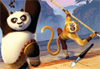 Kung Fu Panda Online Farbton spiel