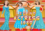 Legend Actress 1980