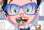 Little Doctor at Dentist