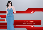 Liv Tyler dress Up Game