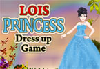 Lois Princess Dress Up Game