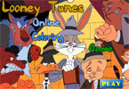 Looney Tunes Online Coloring Game