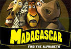 Madagascar Find The Alphabets