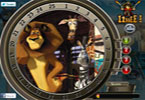 Madagascar 3 - Find the Numbers