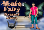 Male Fairy Dress Up Game