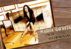 Maria Gracia online Kleurplaten