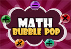 wiskunde bubble pop