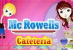 Lanchonete de McRowells