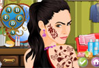 Megan Fox Tattoos Makeover