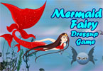 Mermaid Fairy Dress Up Game