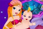 Mermaid Newborn Baby Care