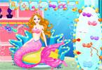 Mermaid Princess Make Up Salon