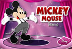 mickey mouse vestir-se