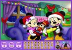 Mickey Mouse - Find the Alphabets