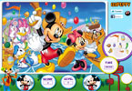 Mickey Mouse-les objets cachs
