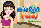 midnight party makeover