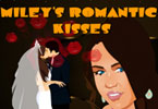 Mileys Romantic Kisses