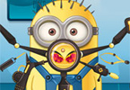Minion Nose Doctor