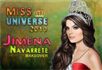 Miss Universum 2010 makeover