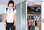 Mitchel Musso Dress Up Game