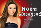 Moon Bloodgood Makeup