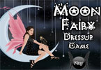 Moon Fairy Dress Up Game