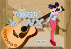 jogos de vestir Musa Winx