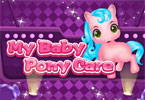 My Baby Pony Care