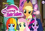 my little pony frisersalong