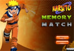 Naruto Memory Match