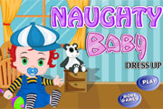 Naughty Baby Dress Up