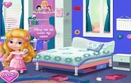 New Baby Princess Room Cleaning