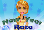 New Year Rosa