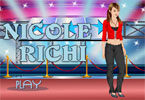 Nicole Richi Dress up Game