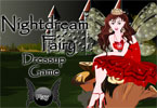 Nightdream Fairy Dress Up Game