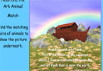 Noah and the Ark Animal Match