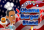obama hamburger stand