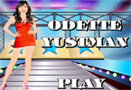 Odette Yustman Dress Up Game