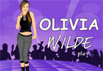Olivia Wilde Dress up Game