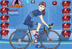 Olympics 2012 Cycling Winner Dressup
