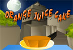 gâteau de jus d\'orange