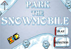 Park the Snowmobile