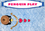 Pinguin spielen