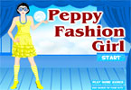 Peppy Fashion Girl