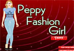 Peppy Fashion Girl-1