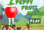 Peppy Fruta Manía