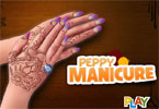 Peppy Manicure